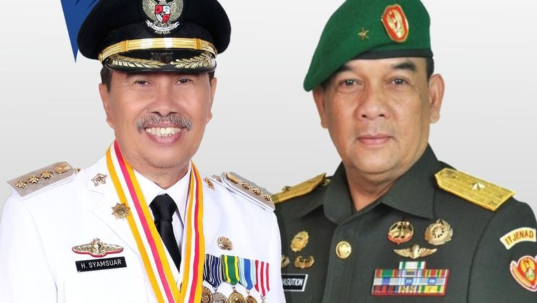 PKS Akhirnya Usung Syamsuar- Brigjen Edy Natar