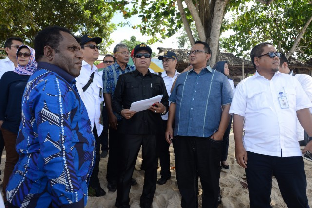 Komisi V Dukung Peningkatan Jalan Bandara Samratulangi-KEK Likupang