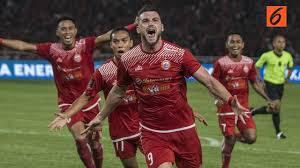 Persija Dapat Bonus Usai Juara Piala Presiden