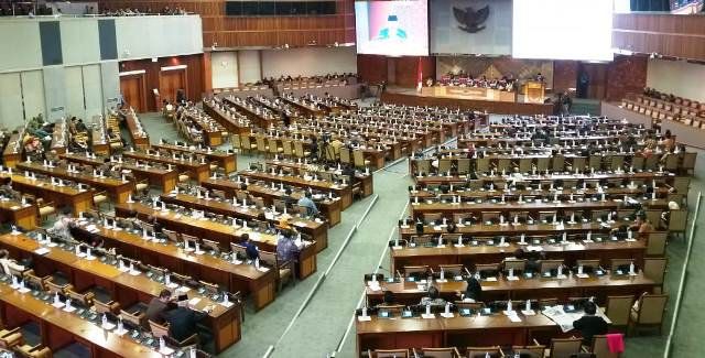 Gelar Rapat Paripurna, DPR Bahas Soal Pansus Pelindo II