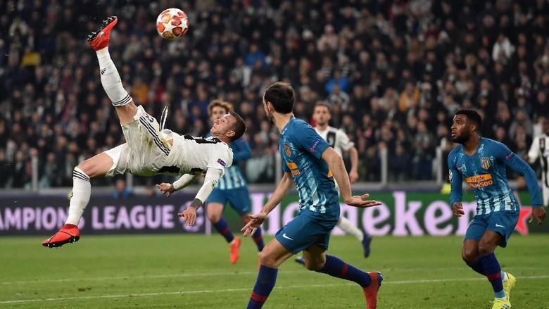 Griezmann: Juventus Superior di Setiap Level