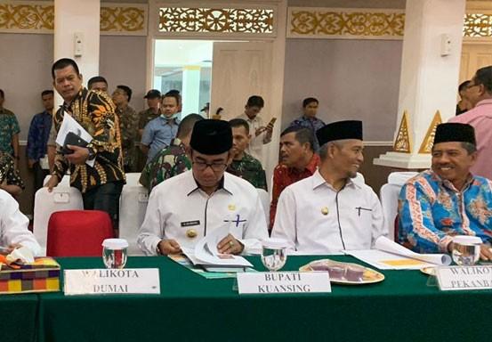 DPRD Pekanbaru Sayangkan  Sikap Walikota