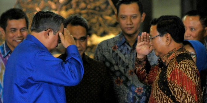 Gerindra terbuka berkoalisi dengan Demokrat di Pemilu 2019