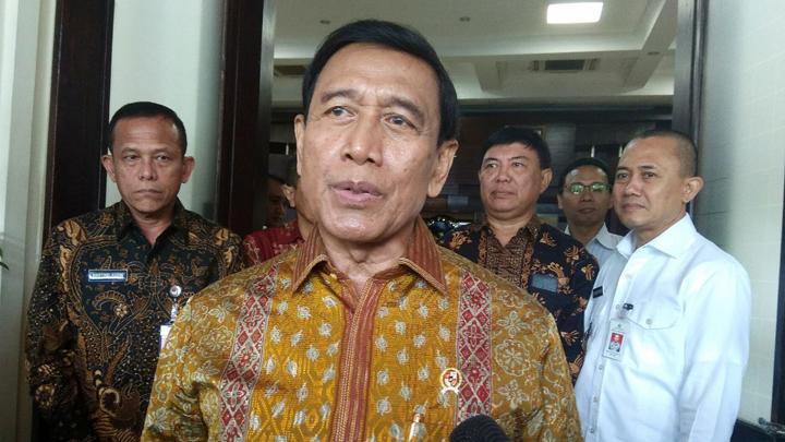 Wiranto Temui Ketua Umum Demokrat SBY
