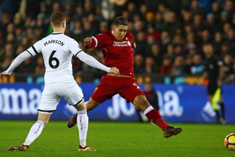 Liverpool Kalah di Kandang Swansea