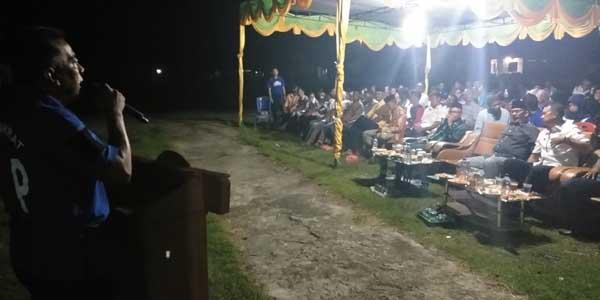 Warga Pulau Rangsang Barat Dukung Edy Mohd Yatim di Pileg 2019