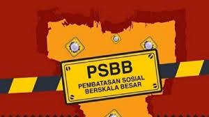 Riau Berencana Akan Berlakukan PSBB Terbatas