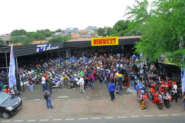 """Kesadaran Berkendara, GSX Community Gelar Safety Riding Course"""
