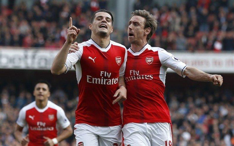 Menang 2-0, Arsenal Naik ke Peringkat Tujuh Liga Primer