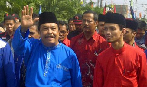MK Tolak Gugatan Sulaiman-Charis