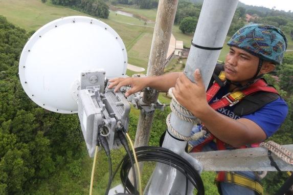 Kini layanan 4G XL Hadir 15 Kota/Kabupaten