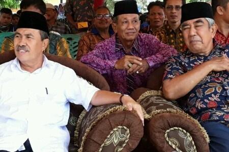 Syamsuar - Edy Nasution adalah Orang-orang yang Amanah dan Kaya Pengalaman