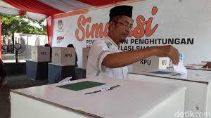 KPU Riau optimis partisipasi Pemilu 2019 naik jadi 77,5 persen