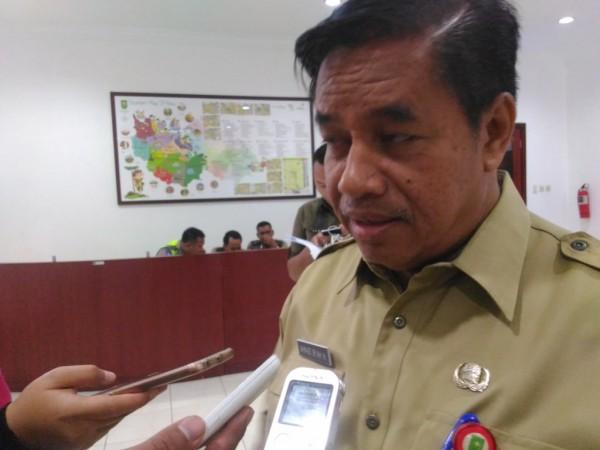 Pj Sekda: Pak Wagub tak Repot Lagi Monitor Pegawai yang Keluar Jam Kantor
