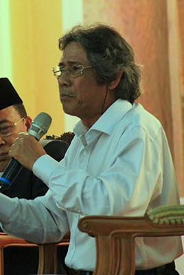 Wawancara Guru Besar Bidang Sosiologi, Prof. Ashaluddin Jalil,MS