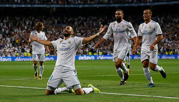 Ronaldo Cetak Brace untuk Madrid