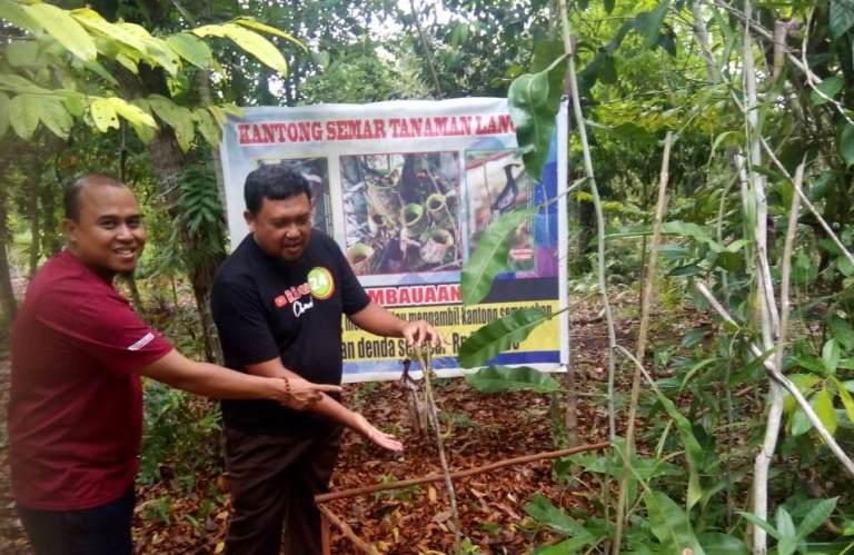 Arboretum Sungai Pakning Binaan Pertamina Jadi Perhatian
