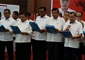 Bawaslu Riau Baru Putuskan Kasus Deklarasi Kepala Daerah Dukung Capres Jokowi