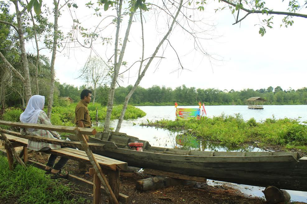 Kenduri Seni VII di Danau Naga Sakti Jadi Pilihan Komunitas Seni Rumah Sunting