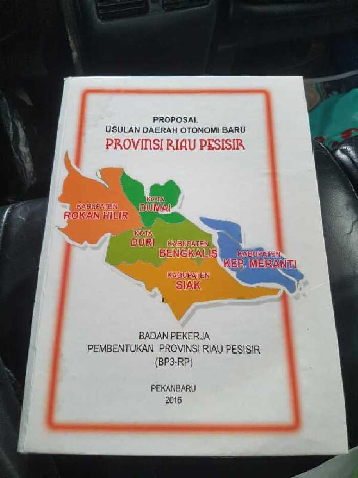 Tim BP3RP Terus Bergerilya, Sosialisasi Pembentukan Provinsi Riau Pesisir