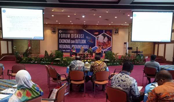 BI Terus Dorong Ketahanan Pangan Riau