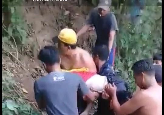 Polisi Duga Pembunuhan Anak Mantan Camat  Bermotif Curas