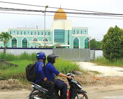 Launching RSUD Pekanbaru di Garuda Sakti Ditunda