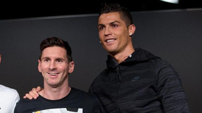 Ronaldo Vs Messi, Siapa Paling Jago Eksekusi Penalti?