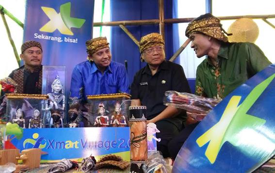 Kembangkan Solusi Inovatif, XL Taja Pemberdayaan Ekonomi Desa