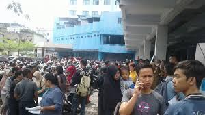 Ribuan Warga Datangi Hotel Furaya Lakukan Perekaman e-KTP
