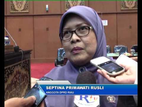 Septina : Hasil Fit and Propert Test KI dan KIP Riau Belum di Serahkan