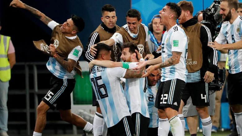 Argentina Akan Manfaatkan Lubang di Kubu Prancis