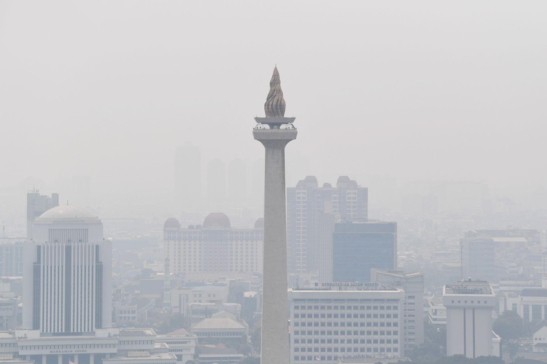 Indonesia Nomor 5 Negara Penyumbang Polusi Terbanyak di Dunia