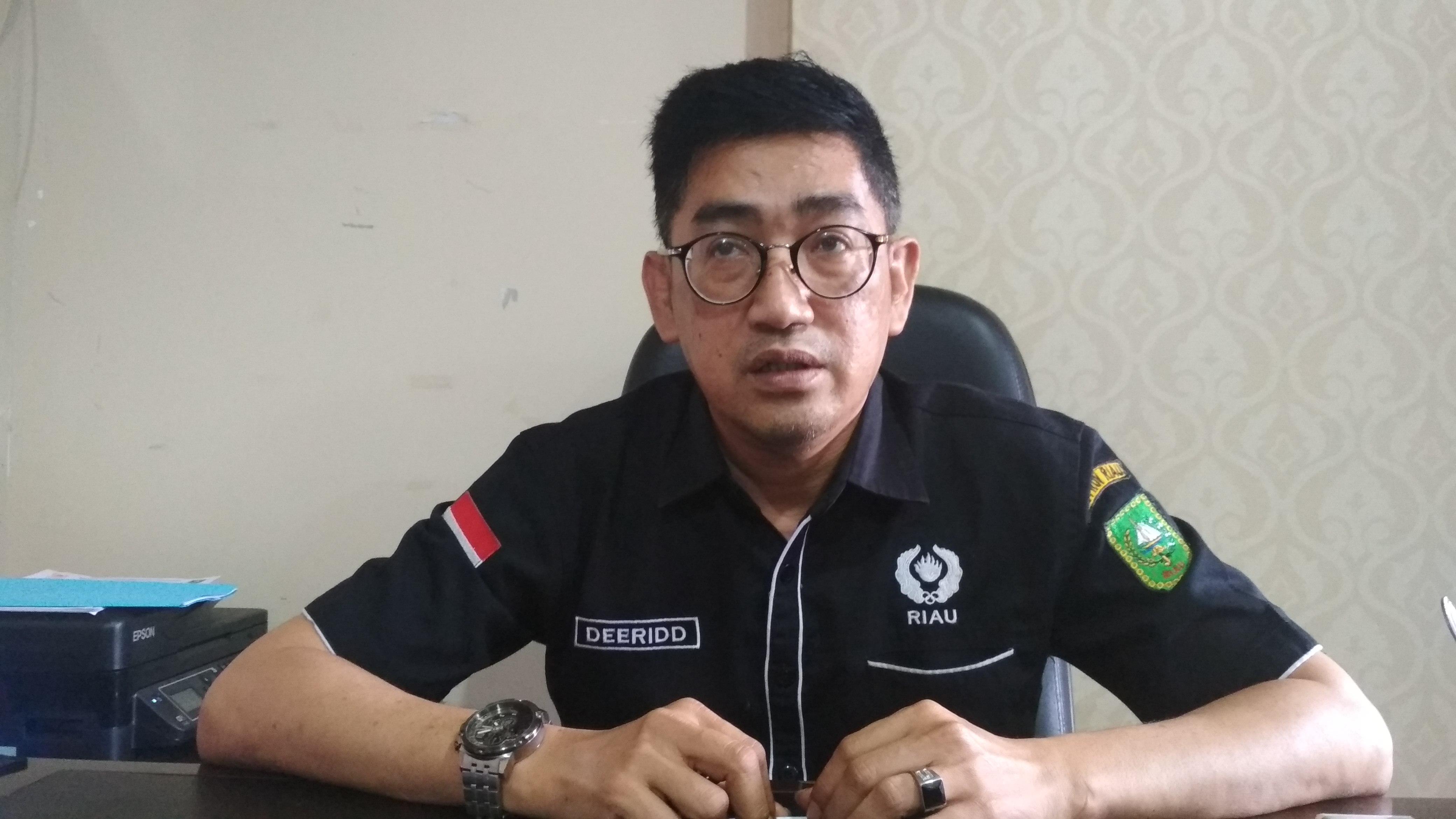 Tunggu Restu Gugus Tugas Covid-19, TC Atlet PON Direncanakan Bulan Agustus