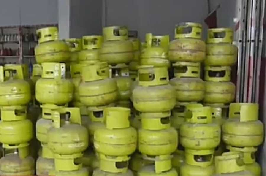 Jelang Ramadhan, Pekanbaru Terima Kuota Tambahan 42 Ribu Tabung Gas Elpiji 3 Kg