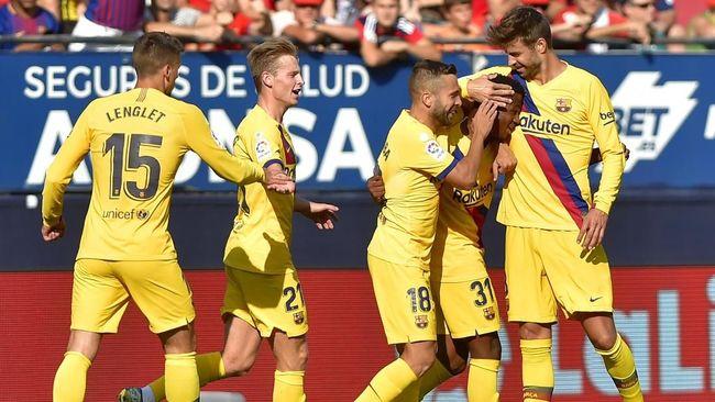 Messi dan Enam Pemain Barcelona Haram Dijual