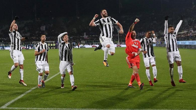 Langkah Besar Juventus Menuju Juara