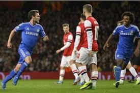 Arsenal Tumbangkan Chelsea di Semifinal Piala Liga