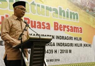 Pjs Bupati Inhil: Meski Berada di Kampung Orang, Tetaplah Punya Motivasi Memajukan Kampung Halaman