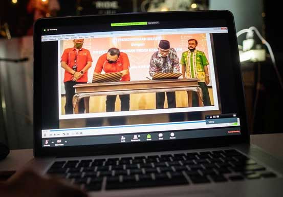 Telkomsel Dukung Kemenag Perkuat Program Madrasah Digital