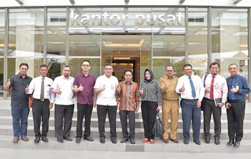 DPRD Bengkalis Segera Rampungkan Ranperda Penambahan Modal untuk Bank Riau Kepri