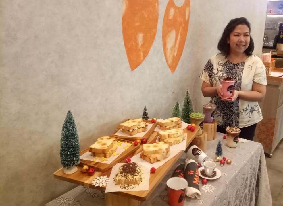 Sambut Natal dan Tahun Baru, Maxx Corner Mal SKA Berikan Promo Dogger Frappe dan Taro Latte