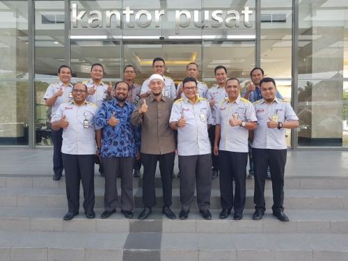 Bank Riau Kepri Sepakat Sukseskan Proyek  Budidaya Singkong dan Peternakan Sapi di Siak