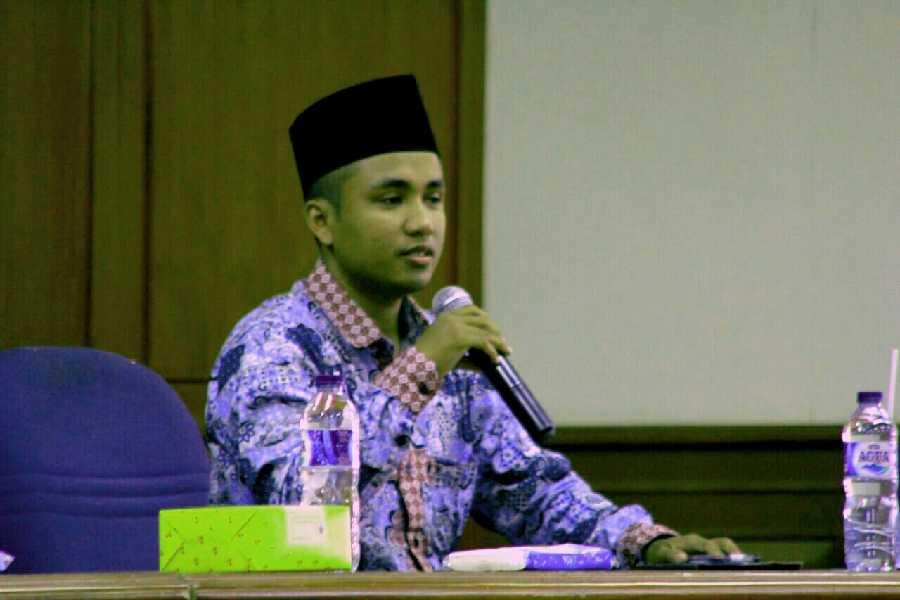 Afdhal Pimpin Organisasi Jaringan Pemuda Remaja Masjid Indonesia Kota Pekanbaru