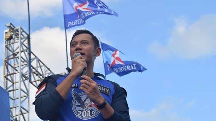 Partai Demokrat Usung Slogan Kampanye #2019PemimpinMuda