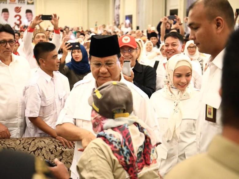 Gerindra Optimistis Prabowo Maju Nyapres
