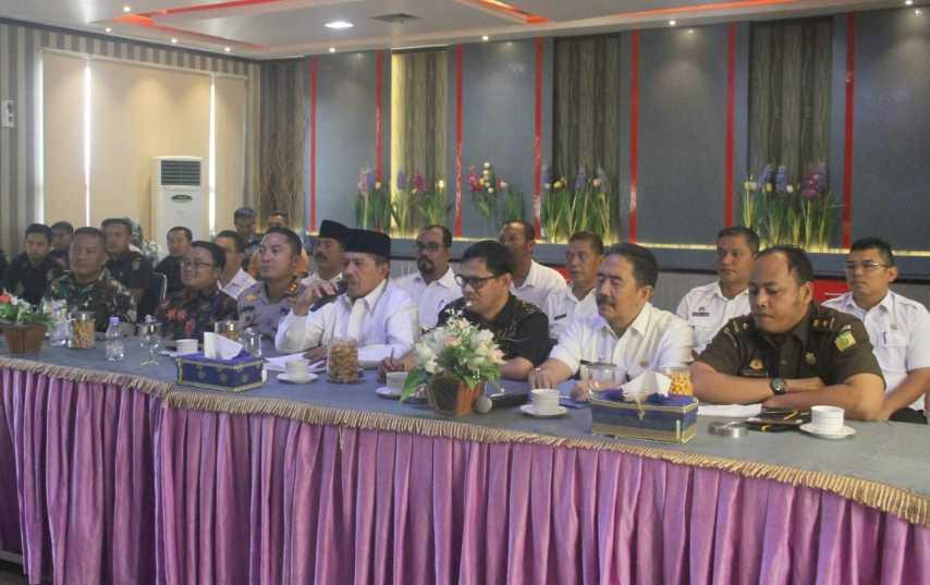 Siak Siap Sukseskan Pemilu 17 April mendatang