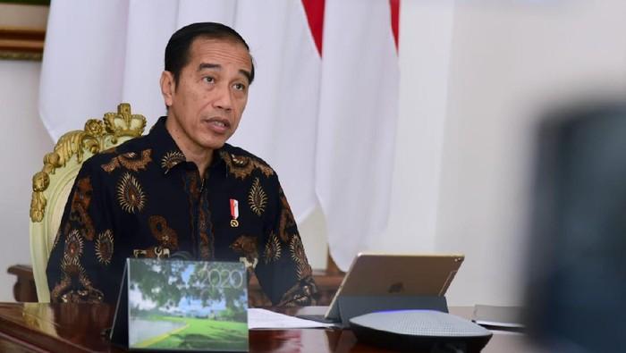 Tegur Lagi Menterinya, Jokowi: Nggak Tahu Prioritas!