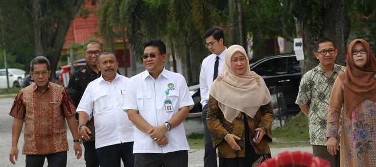 Universitas Riau Bersiap-siap Akreditasi Prodi