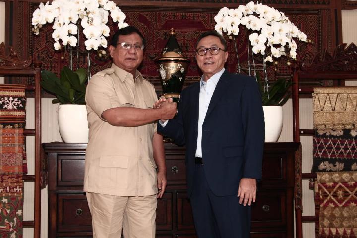 Gerindra Ajak Partai Demokrat dan PKB Berkoalisi di Pilpres 2019